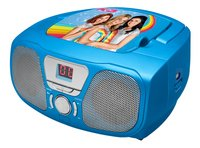 bigben draagbare radio/cd-speler K3