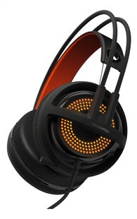 SteelSeries headset Siberia 350 zwart