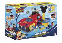 Disney Mickey and the Roadster Racers Garage-Côté gauche