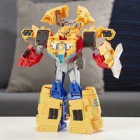 Transformers Robot Cyberverse Power of the Spark - Optimus Prime-Afbeelding 3