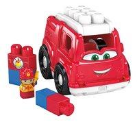 Mega Bloks First Builders Lil' Vehicles Freddy Brandweer-Vooraanzicht