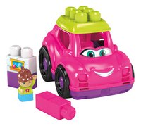 Mega Bloks First Builders Lil' Vehicles Catie Convertible-Vooraanzicht