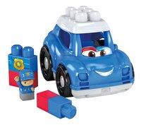 Mega Bloks First Builders Lil' Vehicles Peter Politie-Vooraanzicht