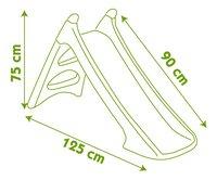 Smoby glijbaan XS blauw/groen-Artikeldetail