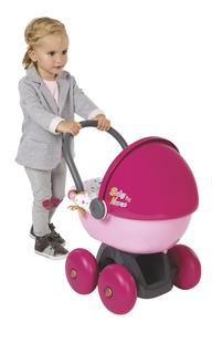 Smoby poppenwagen Baby Nurse-Afbeelding 1