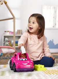 Mega Bloks First Builders Lil' Vehicles Catie Convertible-Afbeelding 1