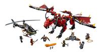 LEGO Ninjago 70653 Firstbourne-Vooraanzicht