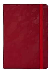 Case Logic foliocover universelle Surefit pour tablette 9 ou 10'' rouge-Avant