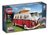 LEGO Creator 10220 Volkswagen T1 camper Van-Vooraanzicht