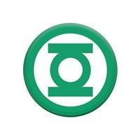 PopSockets Phone grip Green Lantern Icon-Vue du haut