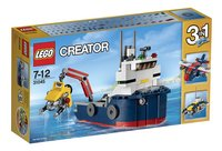 LEGO Creator 31045 L'explorateur des océans