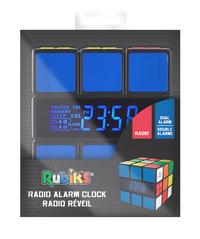 bigben wekkerradio RR80 Rubik's Cube-Vooraanzicht