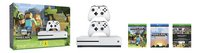 XBOX One S Console 500GB Minecraft+ extra controller wit