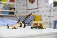 LEGO Harry Potter 75946 Hongaarse Hoornstaart Toverschool Toernooi-Afbeelding 2