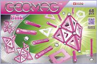 Geomag Pink 68 stuks