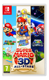 Nintendo Switch Super Mario 3D All-Stars ENG