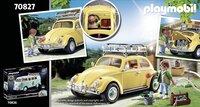 PLAYMOBIL VW 70827 Volkswagen Coccinelle - Edition Spéciale-Arrière