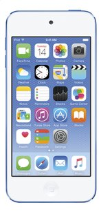Apple iPod touch 16 GB blauw-Vooraanzicht