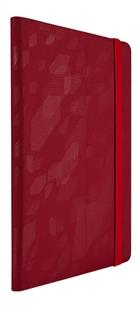 Case Logic foliocover universelle Surefit pour tablette 9 ou 10'' rouge-Côté gauche