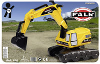 Falk trotteur Power Shift Excavator-Avant
