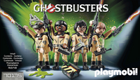 PLAYMOBIL Ghostbusters 70175 Ghostbusters Collector's Set-Achteraanzicht
