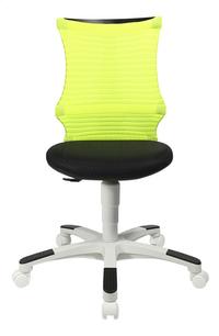 Topstar kinderbureaustoel S'neaker fluo geel/zwart-Vooraanzicht