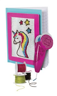 Spin Master Cool Maker Handcrafted Stich n' Style diary-Vooraanzicht