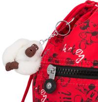 Kipling sac de gymnastique Supertaboo Mickey Sketch Red-Détail de l'article