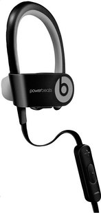 Beats by Dr. Dre oortelefoon Powerbeats² zwart-Linkerzijde