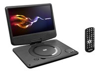 Lenco lecteur DVD portable DVP-9331 9/ noir-Côté gauche