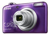 Nikon digitaal fototoestel Coolpix A10 paars-Rechterzijde