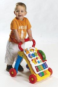 VTech Loophulpje Baby Walker oranje-Afbeelding 7
