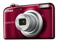 Nikon appareil photo numérique Coolpix A10 rouge-Côté droit