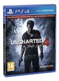 PS4 Ucharted 4: A Thief's End Pre-order FR/ANG