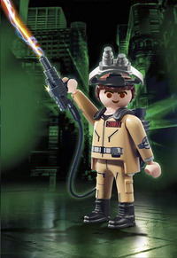 PLAYMOBIL Ghostbusters 70174 Ghostbusters Edition Collector R. Stantz-Image 1