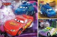Ravensburger puzzel 3-in-1 Cars-Vooraanzicht