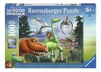 Ravensburger puzzle XXL Le Voyage d'Arlo Arlo et Spot à l'aventure-Avant