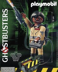 PLAYMOBIL Ghostbusters 70171 Ghostbusters Collector's Edition W. Zeddemore-Artikeldetail