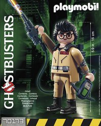 PLAYMOBIL Ghostbusters 70173 Ghostbusters Edition Collector E. Spengler-Détail de l'article