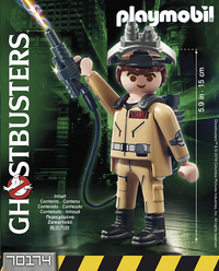 PLAYMOBIL Ghostbusters 70174 Ghostbusters Edition Collector R. Stantz-Détail de l'article