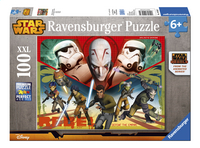 Ravensburger puzzle Disney Star Wars Héros