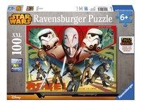 Ravensburger puzzle Disney Star Wars Héros-Avant