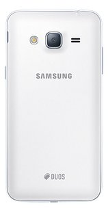 Samsung Smartphone Galaxy J3 2016 wit-Achteraanzicht