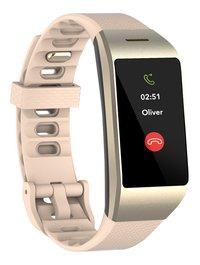 MyKronoz montre connectée ZeNeo Pink Gold-Côté gauche
