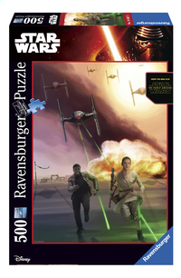 Ravensburger puzzel Disney Star Wars The dark side of the force-Vooraanzicht