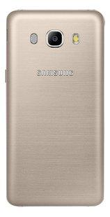 Samsung smartphone Galaxy J5 2016 Dual SIM goud-Achteraanzicht