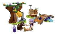 LEGO Friends 41363 Mia's avontuur in het bos-Vooraanzicht