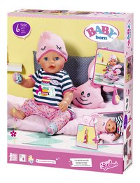 BABY born pyjama Deluxe Slaapfeestje-Rechterzijde