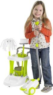 DreamLand schoonmaaktrolley met stofzuiger-Artikeldetail