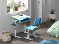 Bureau Kids Comfortline bleu-Image 1